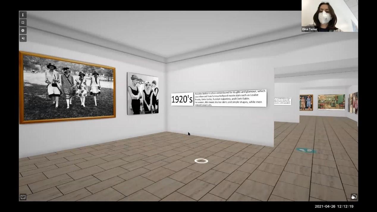 תערוכה וירטואלית